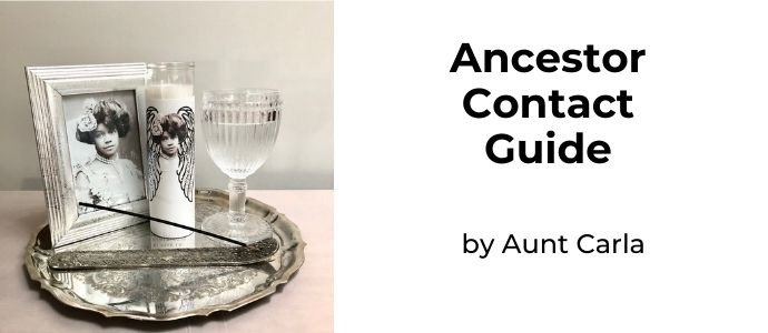 Ancestor Contact Guide