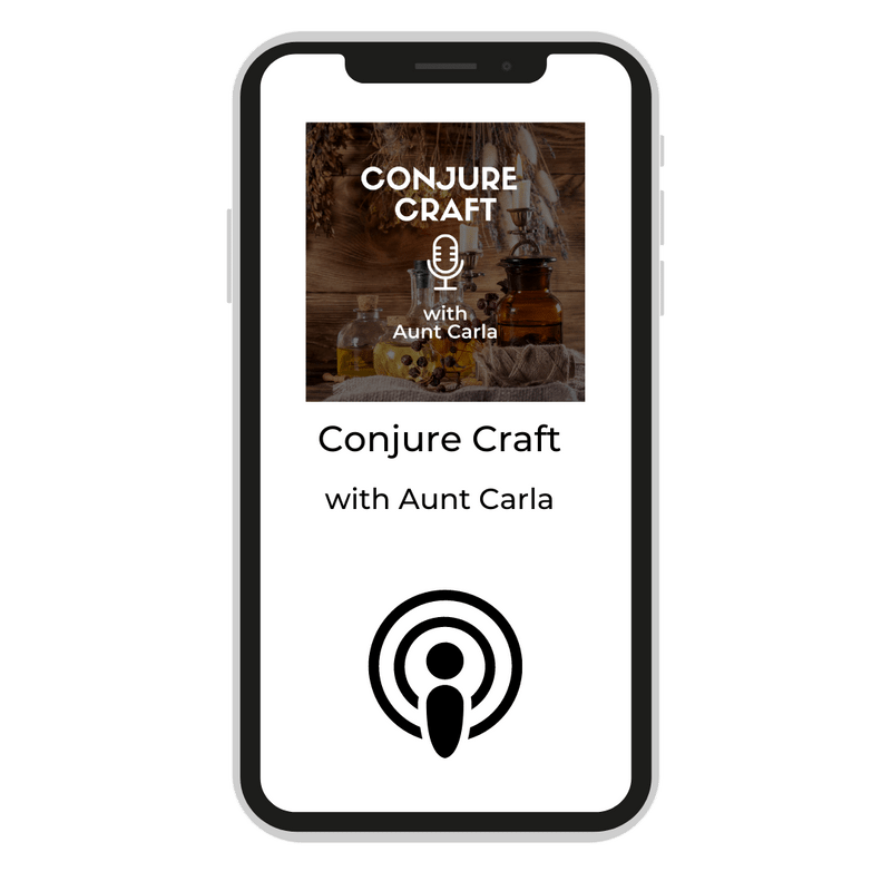 Conjure Craft with Aunt Carla