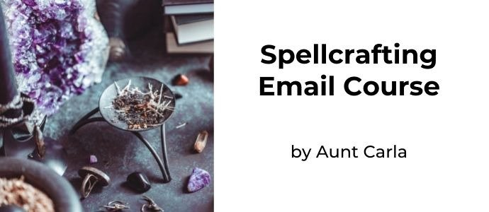 Spellcrafting Email Course